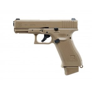 Umarex Glock 19X CO2 Semi-Blowback - Pre-Order