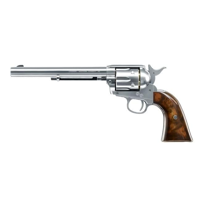 "Umarex Legends Western Cowboy 7.5"" CO2 Revolver"