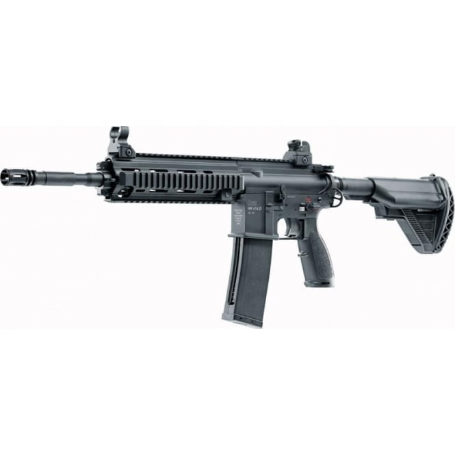 Umarex T4E HK 416 Semi Auto .43 Cal Paintball Marker Rifle