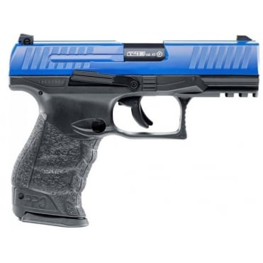 Umarex T4E PPQ M2 Paintball Pistol Marker .43Cal - Black/Blue