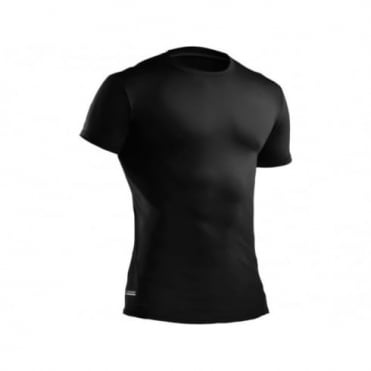Under Armour Tactical Heatgear Compression Tee-Black