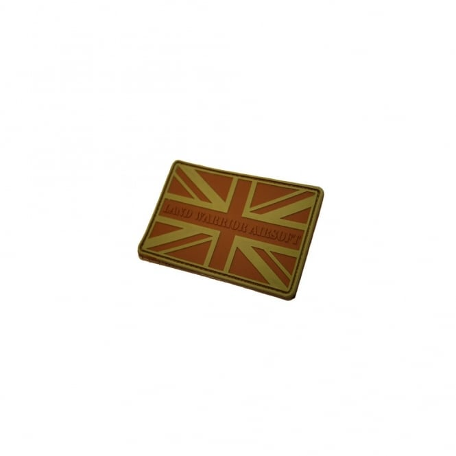 LWA Union Jack PVC Patch
