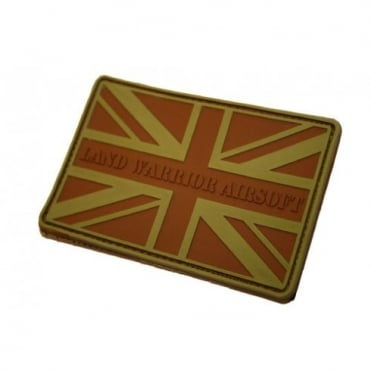 Union Jack PVC Patch