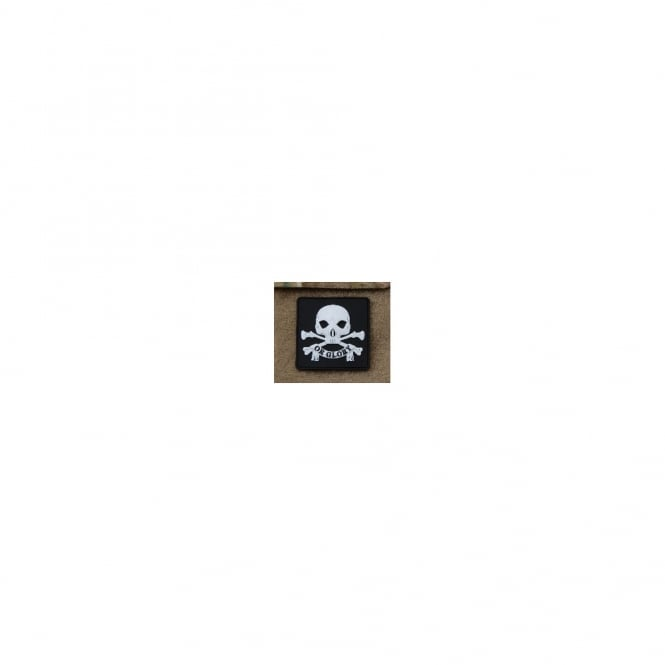BritKit USA USA 3D PVC Death Or Glory Patch
