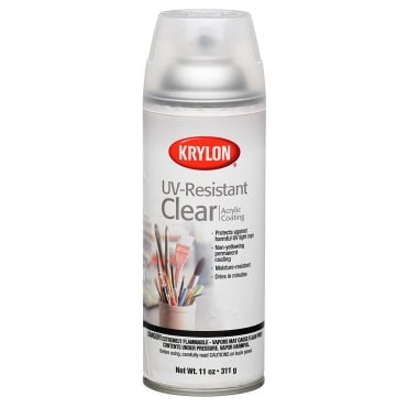 UV-Resistant Acrylic Coating Aerosol Spray 11Oz