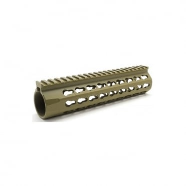 "UXR4 8.5"" Rail Systema PTW Profile (1 1/4"" / 18) in Dark Earth"