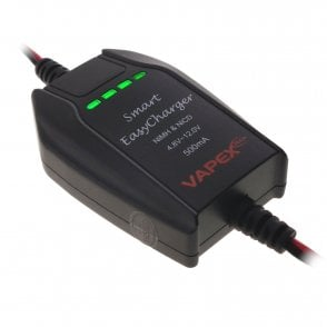 Vapex Smart Charger for NiMh/NiCd Batteries