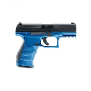 Walther PPQ GBB Blue