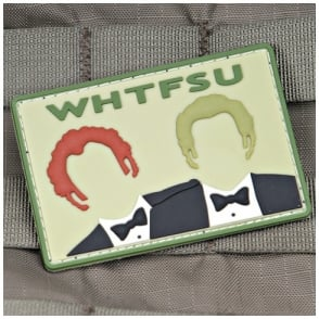 VLMS WHTFSU Stepbrothers Patch