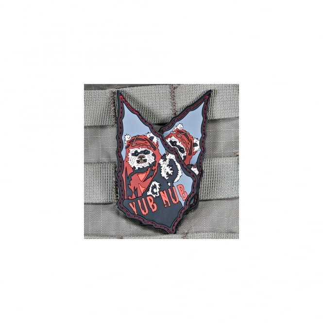 Violent Little Machine Shop VLMS Yub Nub Star Wars Patch