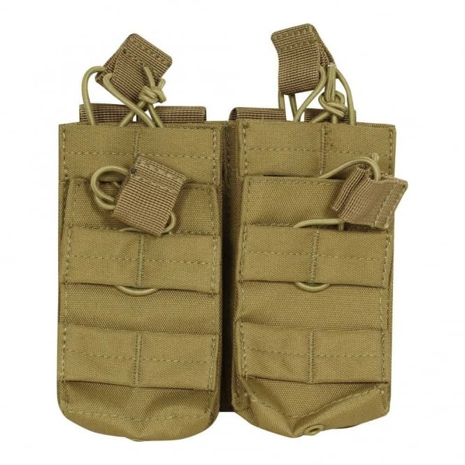 Viper Tactical Viper Double Duo Mag Pouch - Coyote