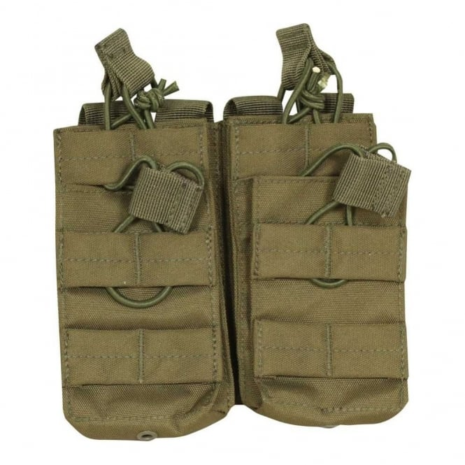 Viper Double Duo Mag Pouch - Green
