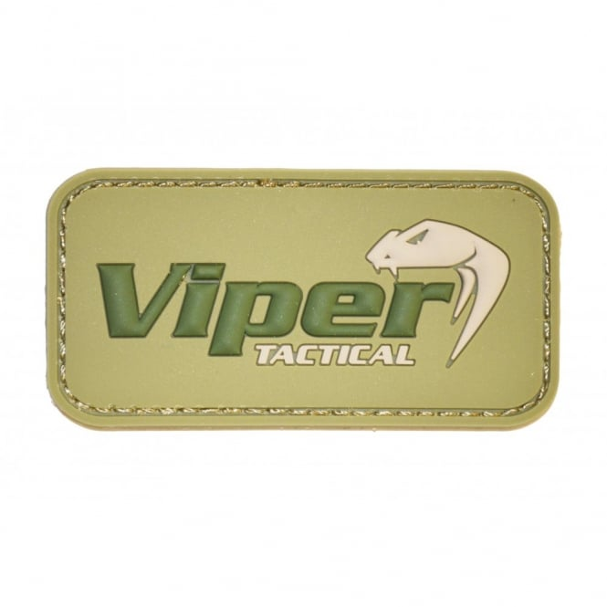 Viper Tactical Viper Subdued Rubber Logo Patch - VCam