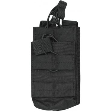 Viper Tactical Duo Magazine Pouch Single - Black