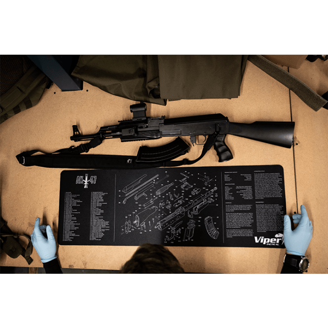 Viper Tactical Viper Tactical Rifle Mat - AK47