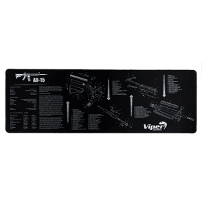 Viper Tactical Rifle Mat - AR-15