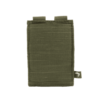Viper Tactical Single Rifle Magazine Plate Pouch - Green