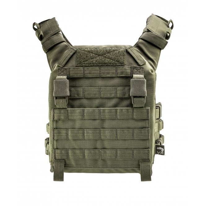 Viper Tactical Viper Tactical VX Buckle Up Plate Carrier - Green