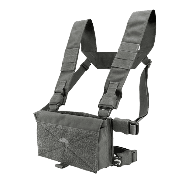 Viper Tactical Viper Tactical VX Buckle Up Utility Chest Rig - Titanium