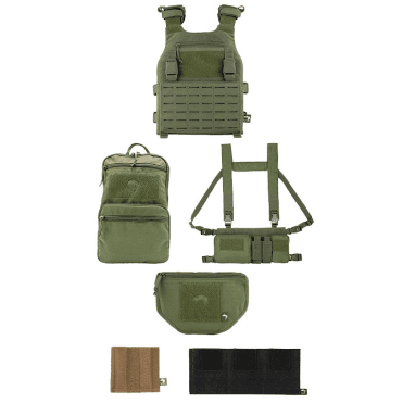 Viper Tactical VX Operator Vest Package Rifle Set - Green