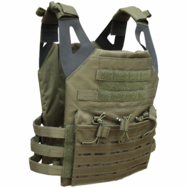 Viper Special Ops Plate Carrier - Green