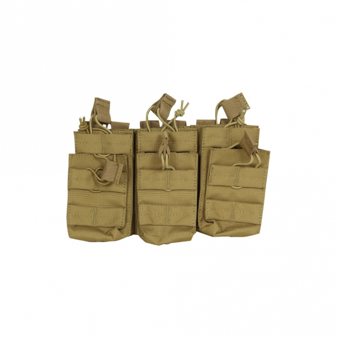 Viper Tactical Viper Triple Duo Mag Pouch - Coyote