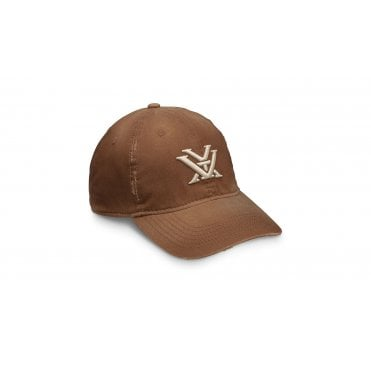Vortex Optics Chestnut Distressed Cap