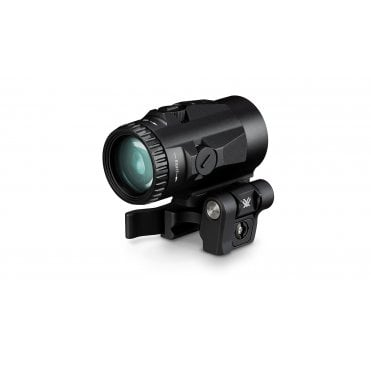 Vortex Optics Micro3X Magnifier with Quick Release Flip-to-Side Mount