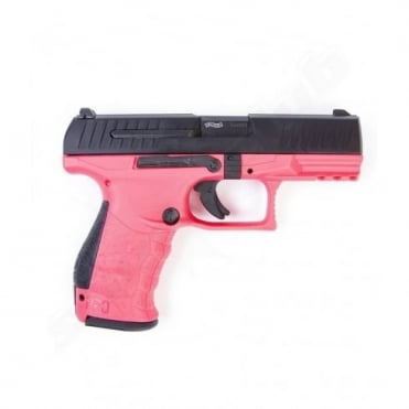 Walther PPQ GBB Pink
