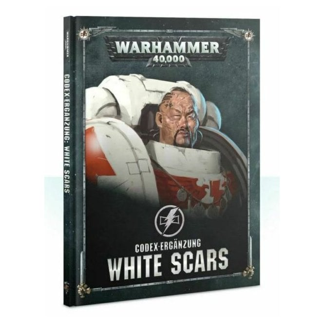 Games Workshop Warhamer 40,000 Codex Supplement : White Scars