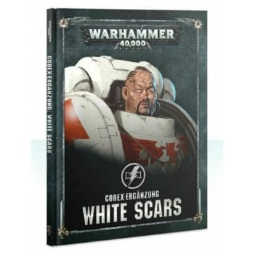 Warhamer 40,000 Codex Supplement : White Scars