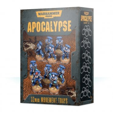 Warhammer 40,000 Apocalypse 32mm Movement trays