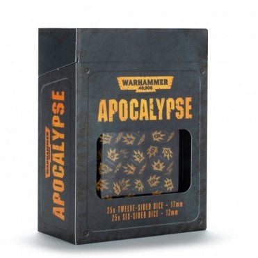 Warhammer 40,000 Apocalypse Command Assets Cards