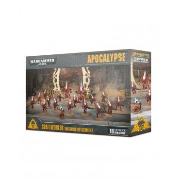 Warhammer 40,000 Apocalypse : Craftworlds Vanguard Detachment