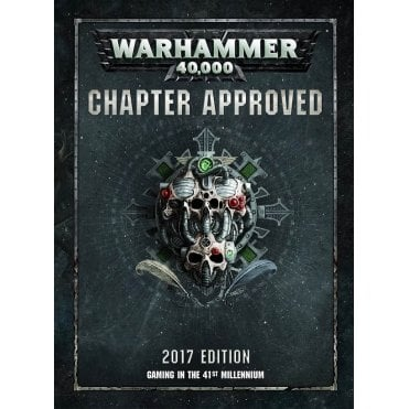 Warhammer 40,000 : Chapter Approved 2017 Edition