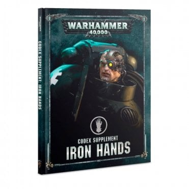 Warhammer 40,000 : Codex Supplement : Iron Hands
