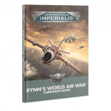 Warhammer 40k : Aeronautica Imperialis Rynn's World Air Campaign Book