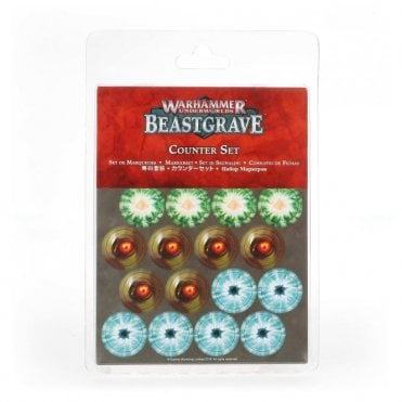 Warhammer Underworlds : Beastgrave : Counter Set
