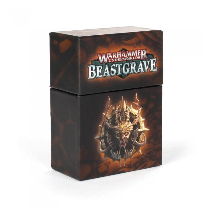Games Workshop Warhammer Underworlds : Beastgrave : Deck Box
