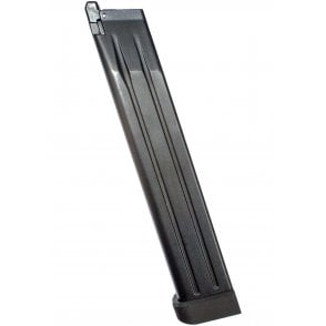 WE 50rnds Long Gas Magazine for Hi-Capa