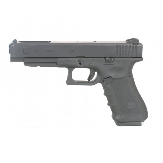 WE Airsoft Europe EU34 Gen 4 - Black