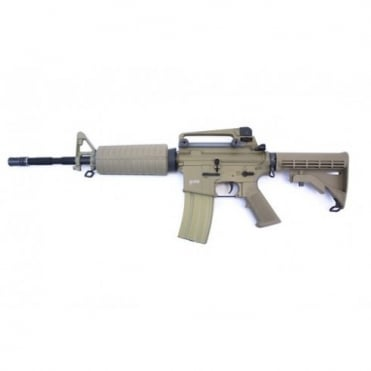 WE Airsoft Europe M4A1 - Tan