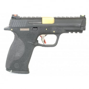 WE Airsoft Europe E Force Big Bird - Black and Gold