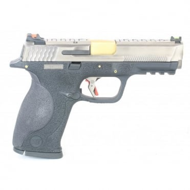 WE Airsoft Europe E Force Big Bird - Silver and Gold