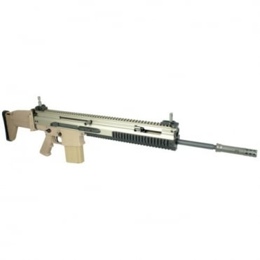 WE Airsoft Europe SCAR H SSR - Tan