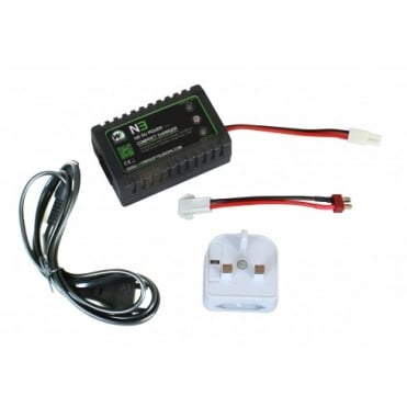 WE Europe N3 NiMh Battery Charger