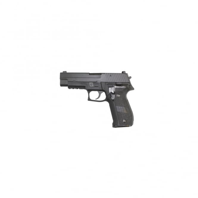 WE Airsoft Europe WE P226 GBB With Tactical Rail
