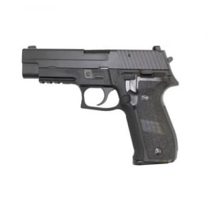 WE P226 GBB With Tactical Rail
