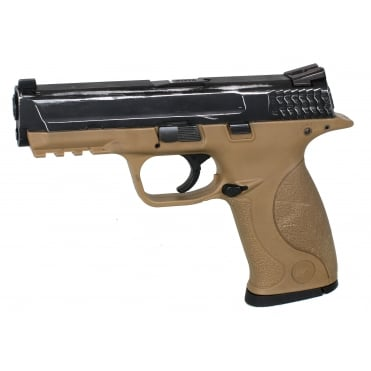 WE Big Bird (M&P 9) Tan - Second Hand with holster
