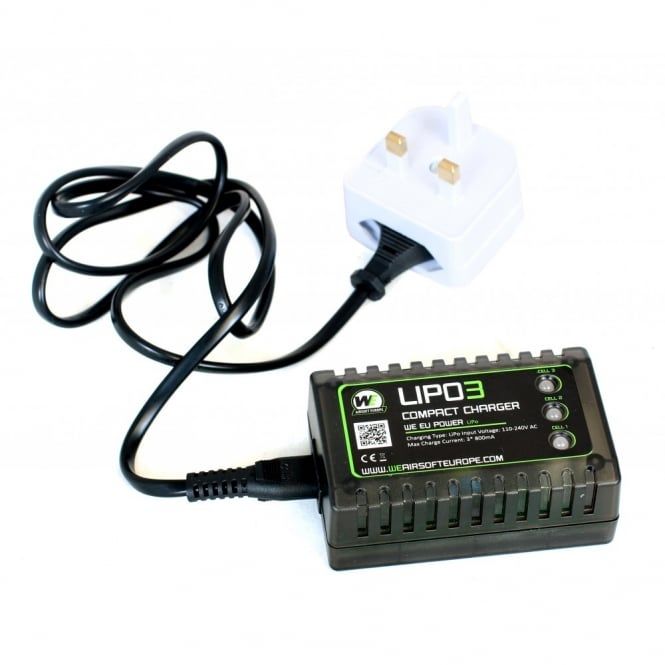 WE Airsoft Europe WE Europe L3 LiPo Battery Balance Charger